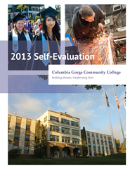 self evaluation cover
