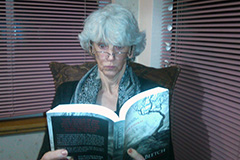 Janette Harrington Reading