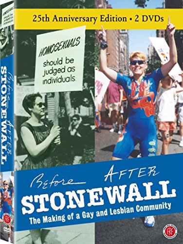 Before & after stonewall : the making of a gay and lesbian community