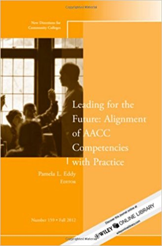 Leading for the future : alignment of AACC competencies with practice