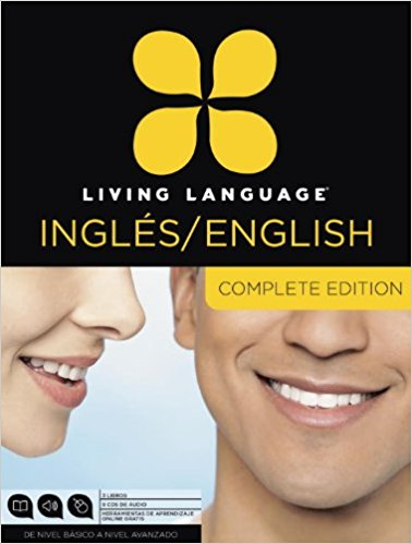 Inglés/English : English for Spanish language speakers: Complete edition