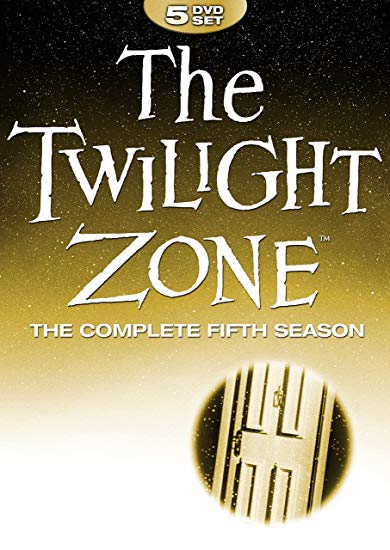 The twilight zone. The complete fifth season [videorecording]