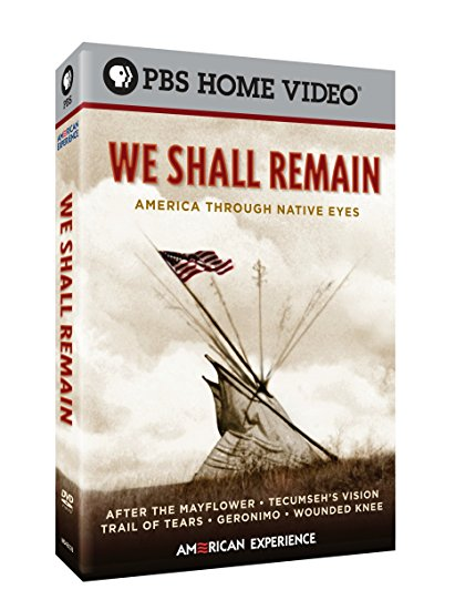 We shall remain: America through native eye